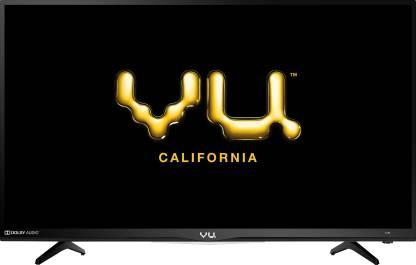 Vu 80cm (32 inch) HD Ready LED Smart TV  (32OA)
