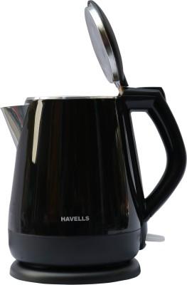 Havells AQUA PLUS Electric Kettle(1.2 L, Black)