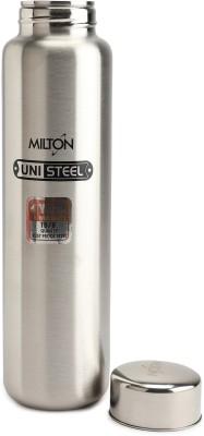 Milton AQUA 1000 950 ml Bottle(Pack of 1, Silver, Steel)