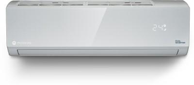 Motorola 1.5 Ton 3 Star Split Dual Inverter AC - Silver(MOTO153SIAT, Copper Condenser)